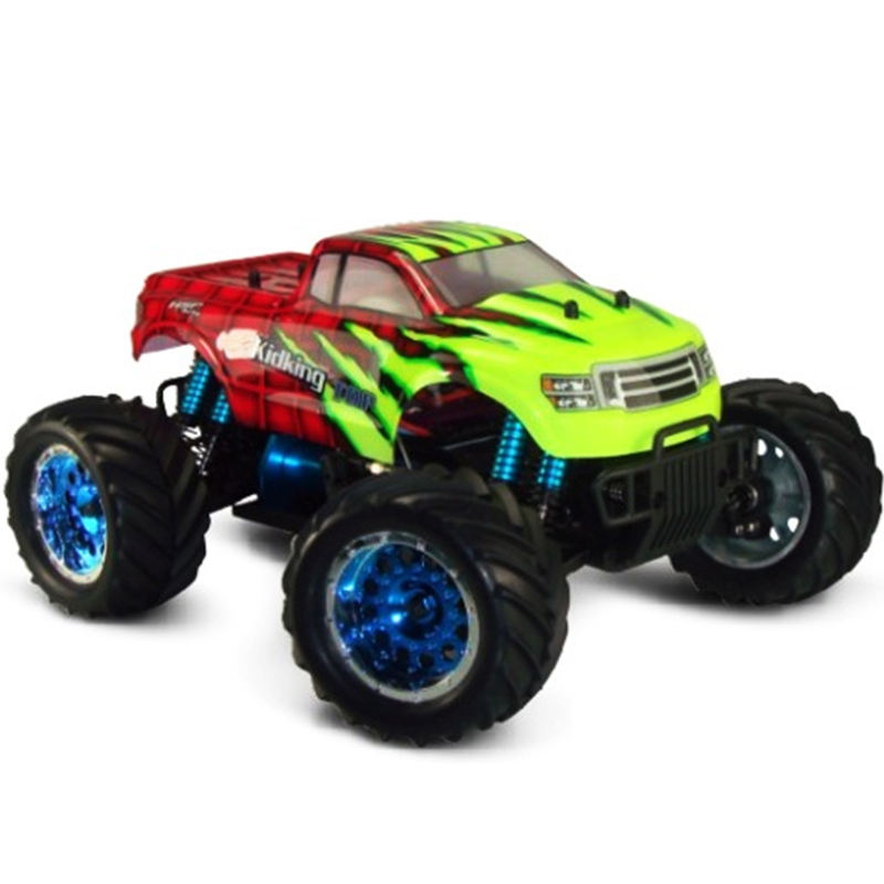 HSP CAR RC-Auto im Maßstab 1:16 PRO BRUSH LESS MINI RC 4WD TRUCK HSP 94186