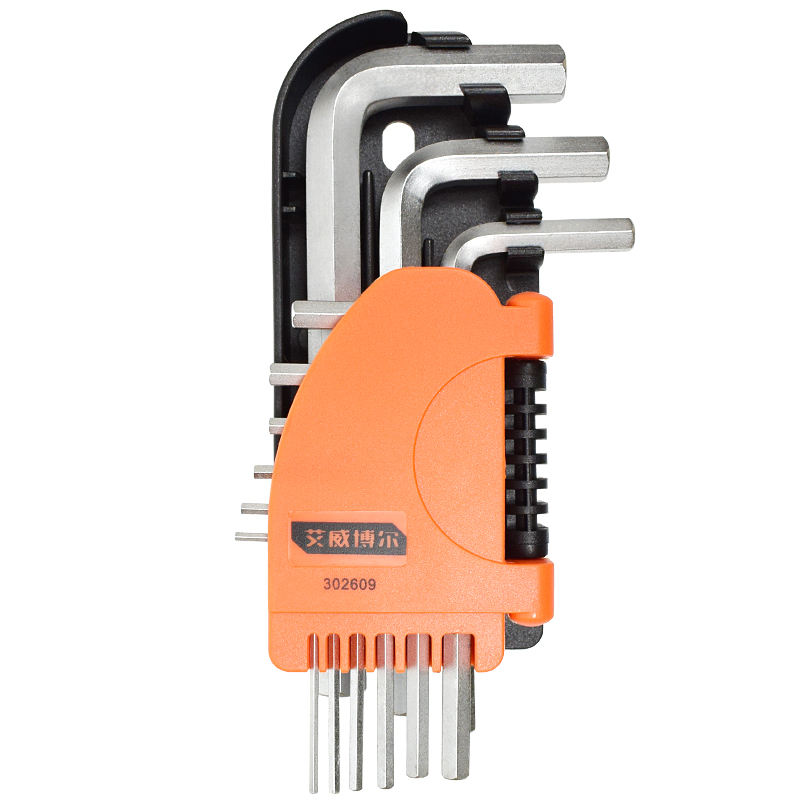 EVERPOWER Hot Sale Factory directly 9PCS hex key set For furnitur