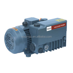 20 m3/h Clean Compact Small Size Single Stage Oil Lubricated Rotary Vane Vacuum Pump on Sale