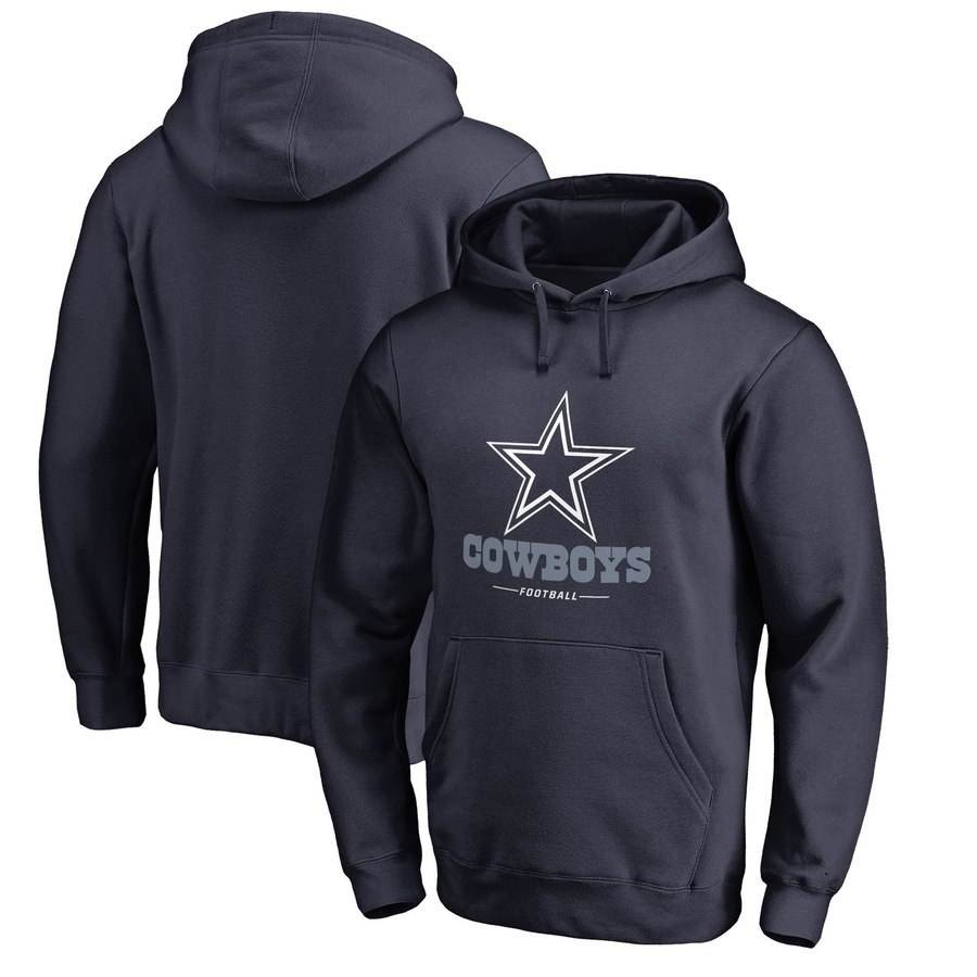NFL Tribute Cowboys fleece warm Men hoodies Sports Sweater Pullover hoody Field oversized Jersey