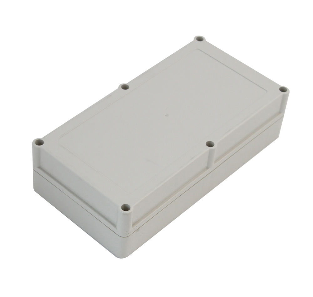 Grey Outdoor Custom Junction Box Electronic Box PW070 Plastic Enclosure