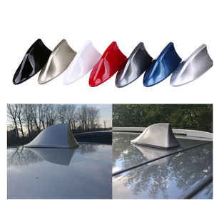 Car Signal Aerials Shark Fin Antenna for Signal Roof AMRadio Aerials Roof Antennas