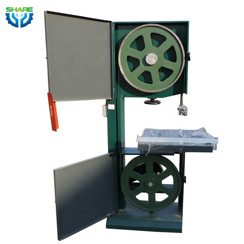 Used wood cutting band saw machine price for wood
