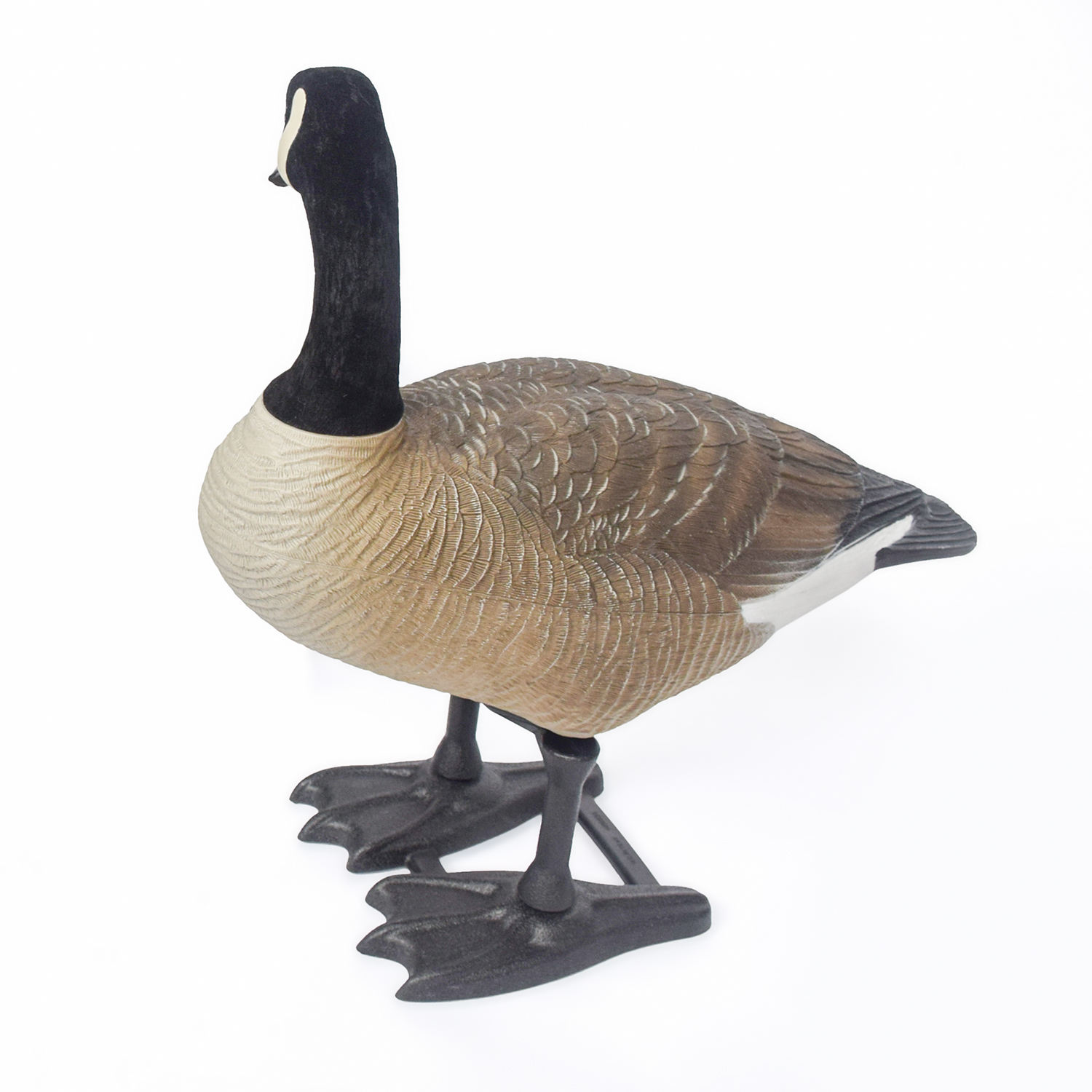 Hot Sales 6-pack/12-pack Unparalleled Outdoors Standard 3D Lifelike Goose Decoy with Multiple Style Heads