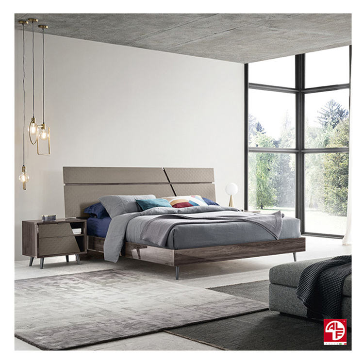 Freeda California Size Karydia/Piramis Bed Available In Stock Bed Set Furniture Kids Double Size Bed
