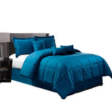 3 pieces down alternative comforter set