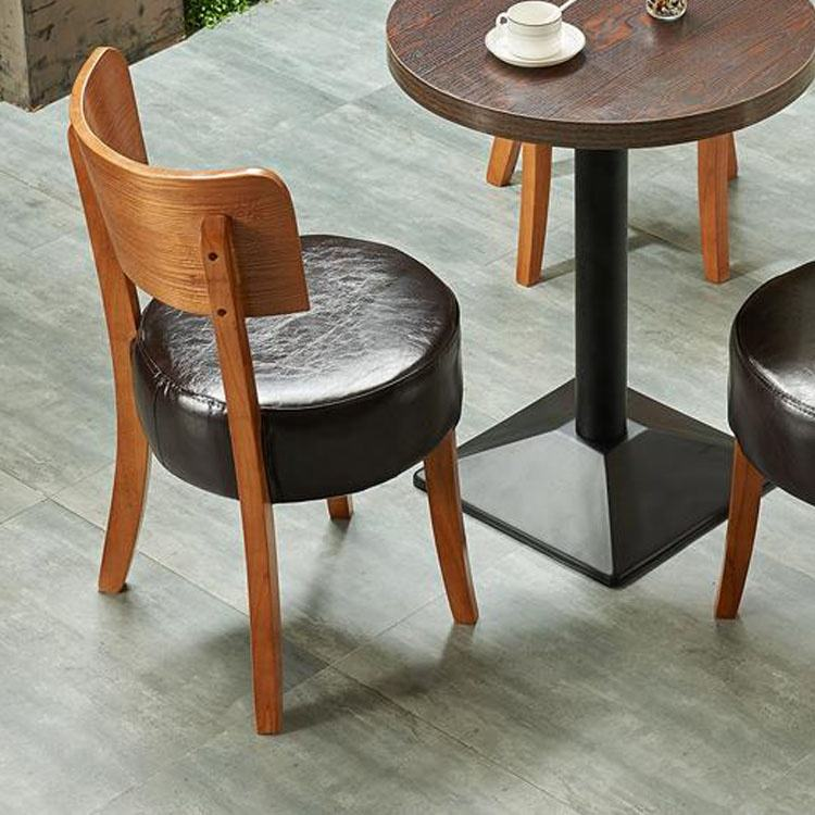 Chair And Table Restaurant Restaurant Furniture Dining Table And Chair Melamine Or Wood Material