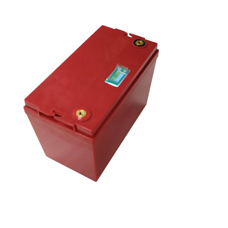 BMS built-in Long life RV lifepo4 12v 100ah deep cycle lithium ion batteries lifepo4 battery pack