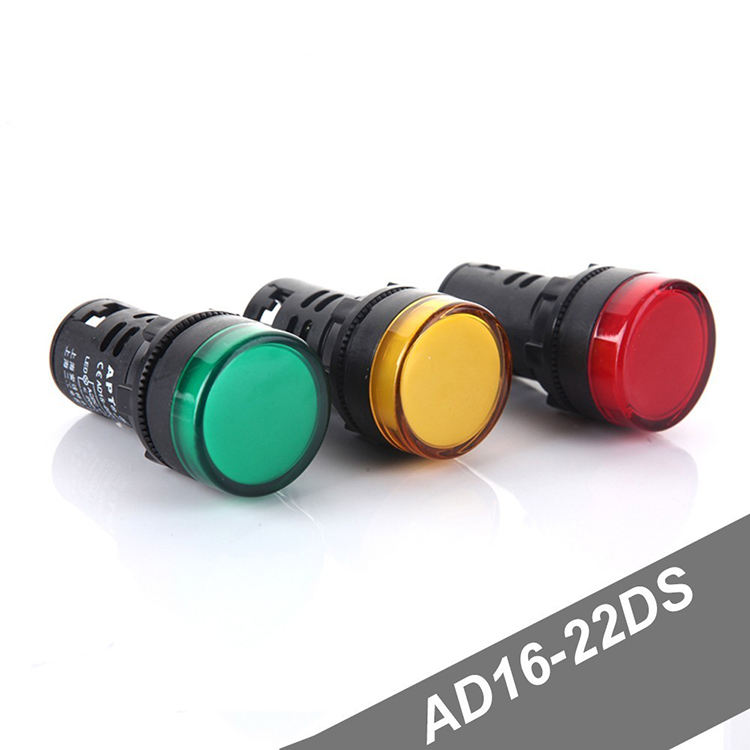 IP65 Waterproof Pilot Lamp Elevator LED Indicator Light