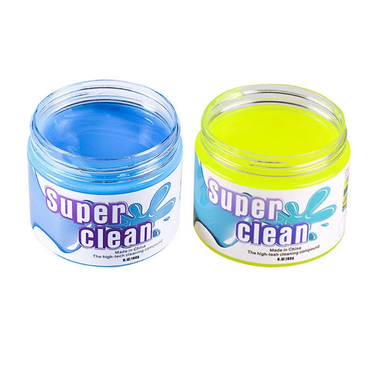 160g Magic Keyboard Dust Cleaner Super Cleaning Glue Gel Jelly Slime Mud For Car Computer