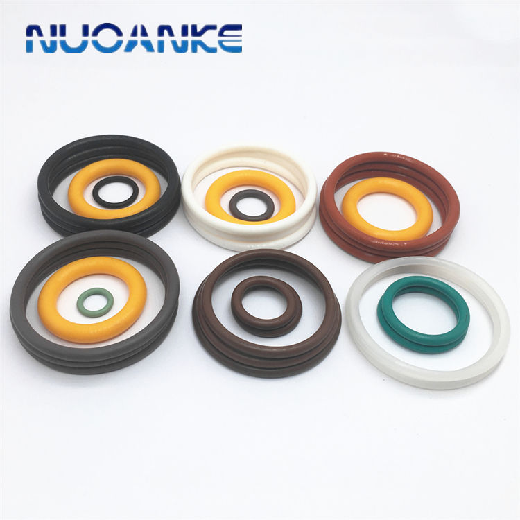 Customized Colored Rubber Heat Resistant Material O Ring