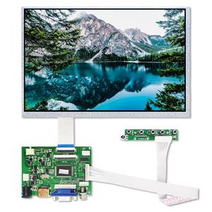 10.1inch 1000 cd m2 high bright lcd panel screen sunlight readable lcd display 1000 nits outdoor advertising screen driver board