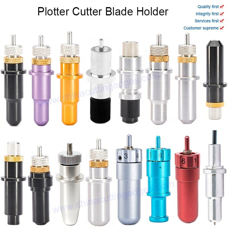 14mm Liyu Rabbit Cutting Plotter Blade Holder 5pcs free blade can be used on graphtec craft robo silhouette cameo use roland blade