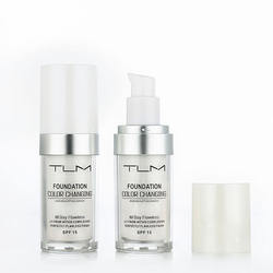 Liquid Foundation Makeup Private Label Foundation Hot Color Changing Waterproof Moisturizing Foundation