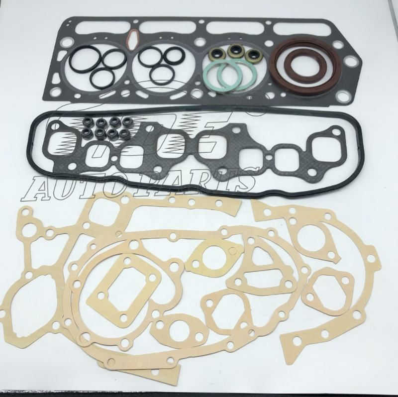 Auto Part 2Y 3Y Engine Cylinder head overhaul Full Gasket kit set 04111-73029 For Toyota HILUX 0411172018