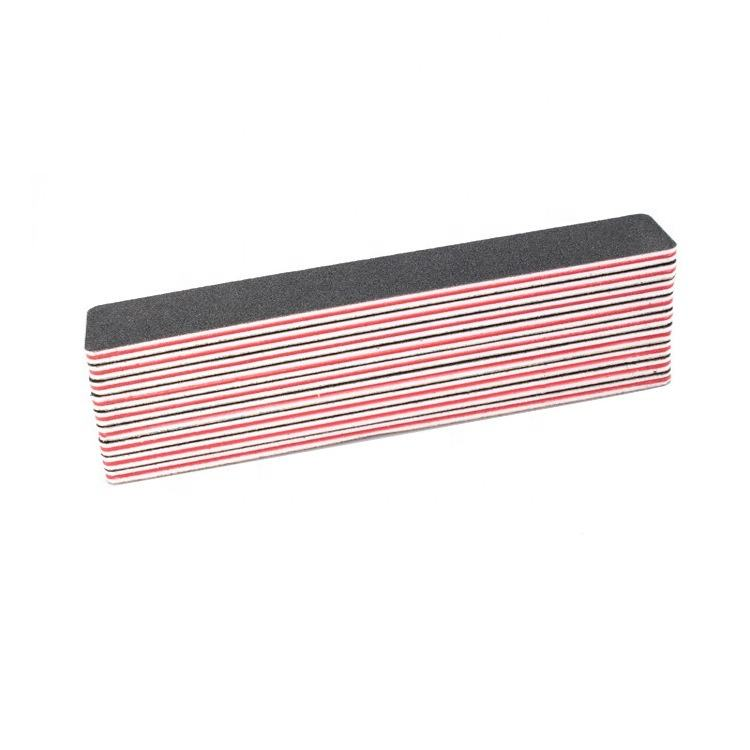 High Quality Emery Board 80/80 Grit Nail Files