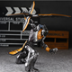 Eterm 24cm League Legends Master Yi the Wuju Bladesman High Quality Action Figure