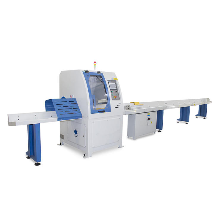 Advanced High Efficient Stable Working SF6060 Automatic Wood Cross Cut Off Saw With CE Certification