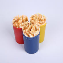 High quality tooth pick bamboo toothpick double point toothpick