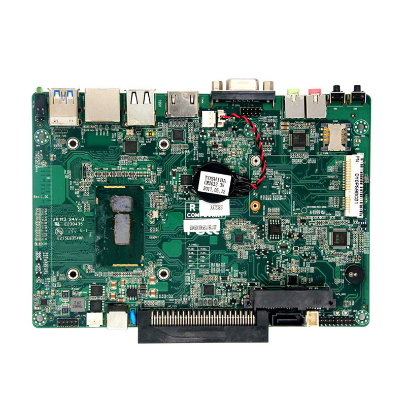 Intel 4th gen i3 4010u i5 4200u i7 4500u OPS mini pc motherboard with sata 3.0 interface