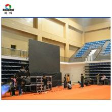 smd full color x vidoes indoor big advertising screen P4.81 led display