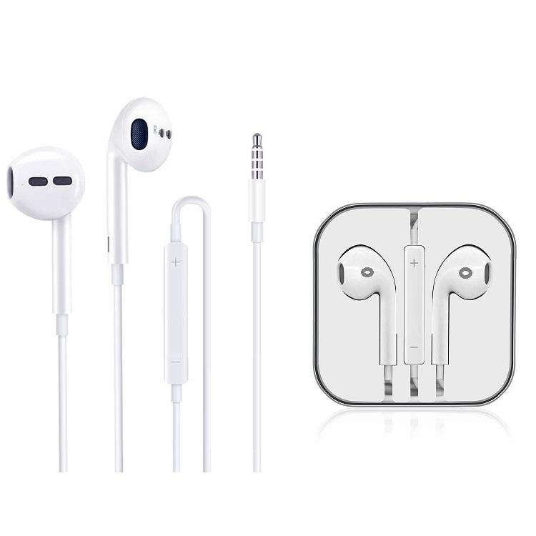 Hot selling 3.5mm wired earphone 3.5 for iphone apple earphones 2020