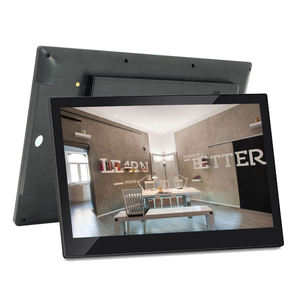 2020 YC-1301T Oem 13.3 Inch RK3288 Full Hd Android Interactieve Outdoor Digitale Kiosk Met Vesa Mount