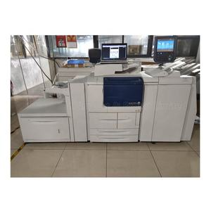 Fast Speed Used Black & White Printer Monochrome Copier Scanner with Folding Binding Function for Xerox D125 Machine In Stock