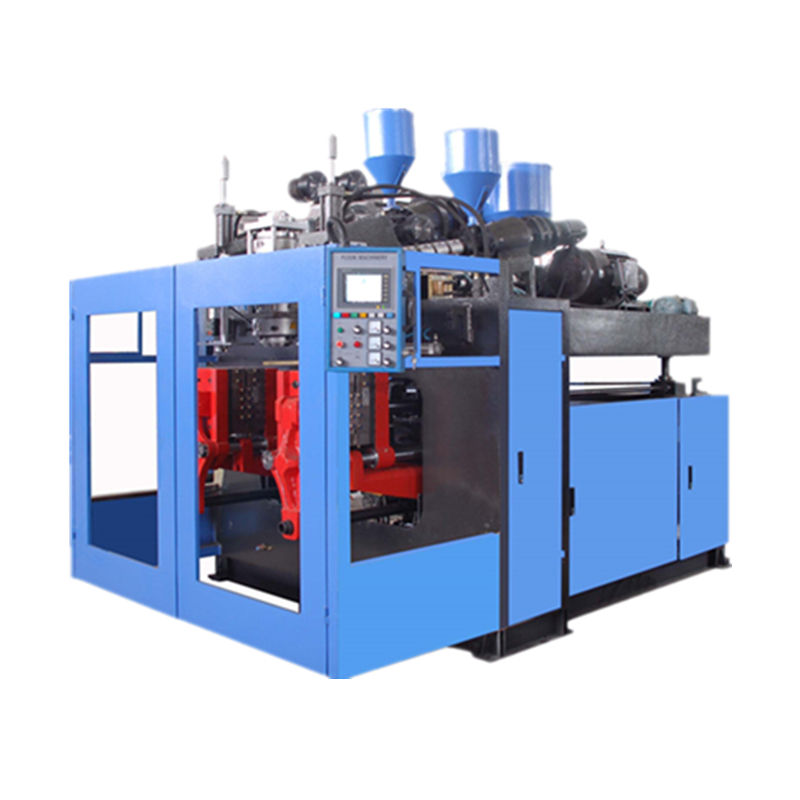 Reasonable price blowing moulding 2 liter HDPE PP bottle jerrycan plastic extrusion blow molding machine