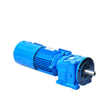 R helical speed gearbox helical gear reducer