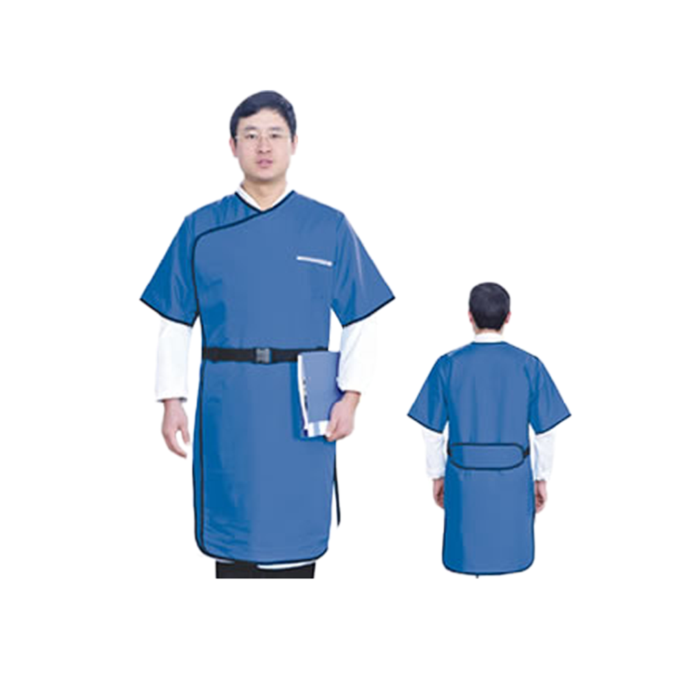 Denspay Dental X Ray Protect Doubl Side Lead Apron Radiation Suit Clothing