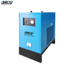 Dehong 7.5kw Freeze Dryer compressor Air Dryer Customized Refrigerated Freeze Drying Equipment