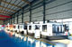 VMC850 cnc vertical automatic working machining center China cnc turning center