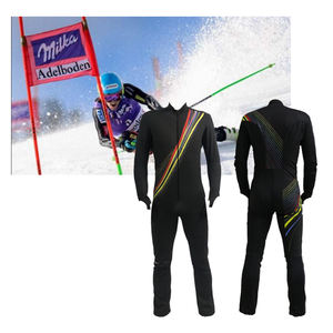 Sport ski racing suit, non - slip and non - shear speed skating suit, sport skating jacket