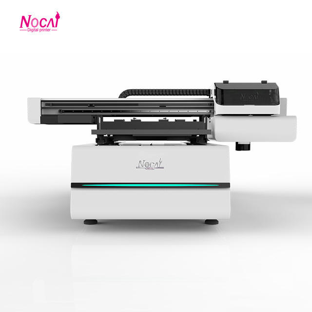 Nocai forth generation 60*90cm uv flatbed printer NC-UV0609PEIII is on hot sale with economic price