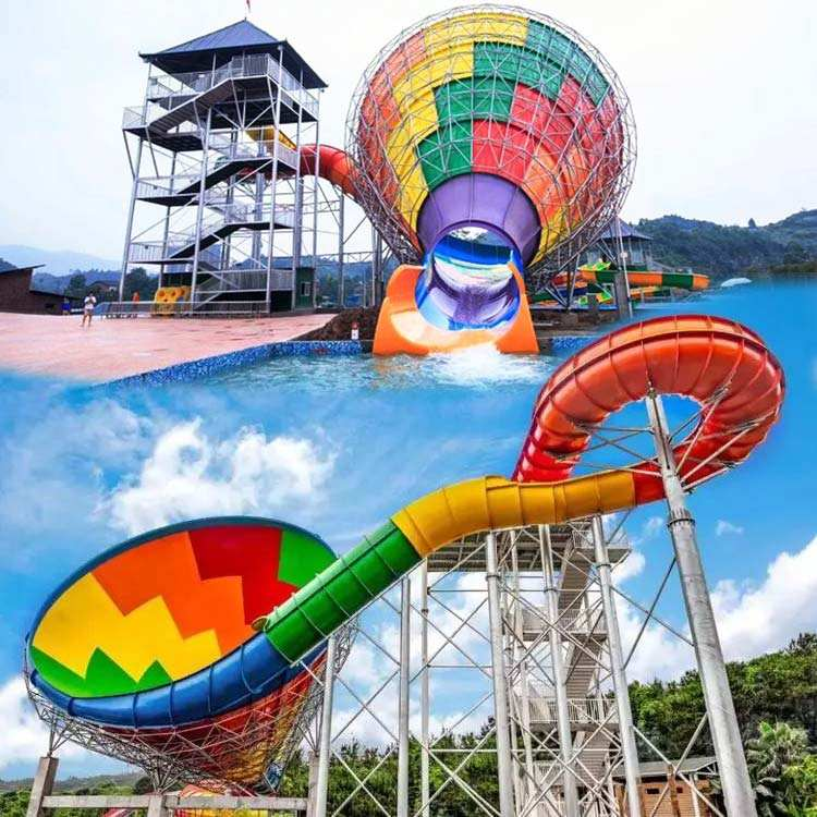 Wonderful design water park manufacturer