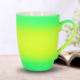 Hot Sale in Russia Newest Ceramic Mugs Suvenior Soft Touching Ceramic Coffee Mugs