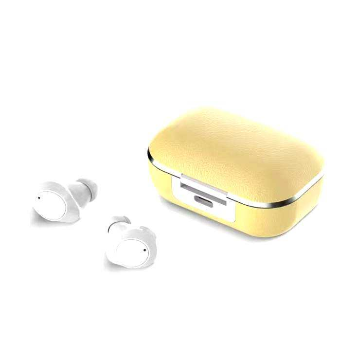 N70 True Wireless Stereo BT5.0 Headset Supports Wireless Charger Touch In-Ear Sports Earphone