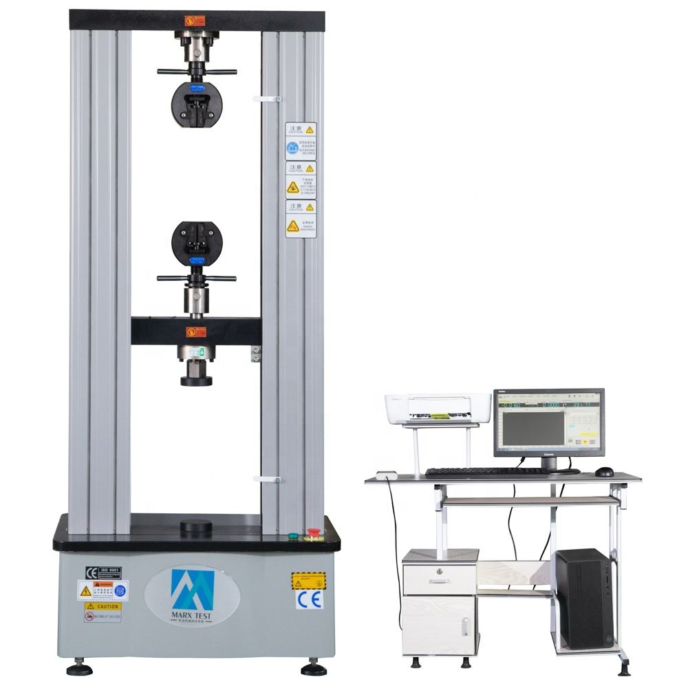ETM 10kN - 100kN Computerized Material Testing Laboratory Equipments Price Electronic Universal Tensile Testing Machine