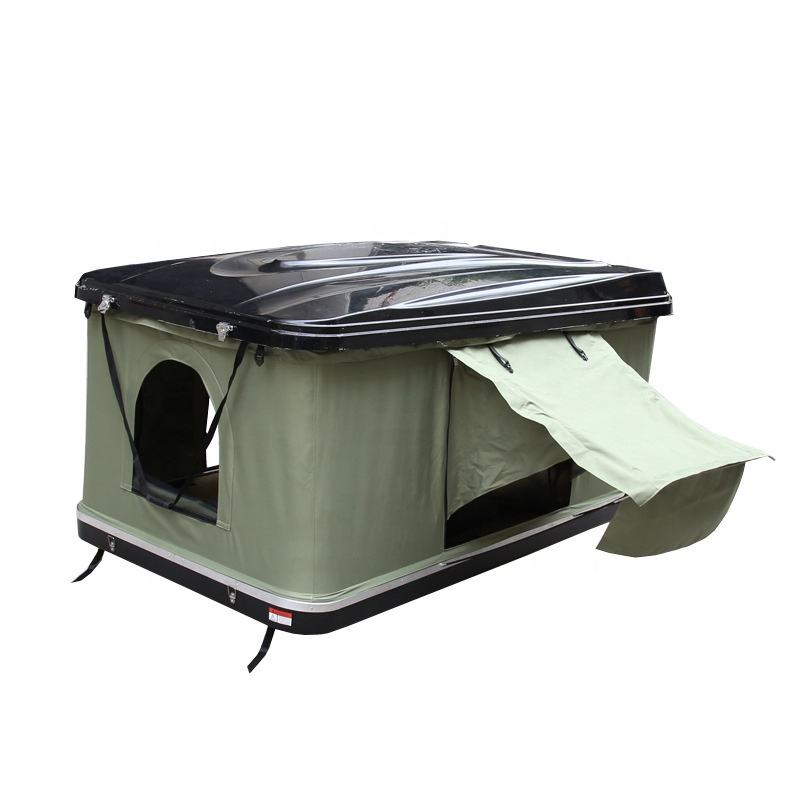 2020 tendance Coquille Dure ABS Voiture <span class=keywords><strong>Toit</strong></span> Haut <span class=keywords><strong>Tente</strong></span> 2 Personnes pour le Camping