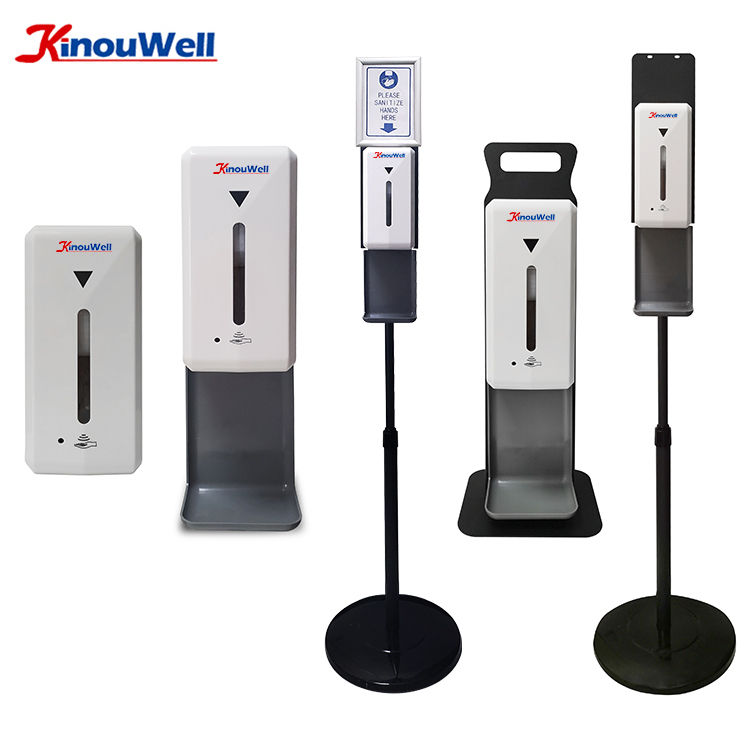 Automatic Soap Dispenser Pump, Wall Soap Dispenser Touchless, Soap Dispenser 800Ml Foam
