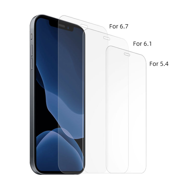 Screen Protector Phone 9H Screen Protector 9H Infinity Glass Full Clear for iphone12mini/12/12 pro max