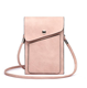 Compact Small Cellphone Purse Crossbody Handbag for Women Ladies