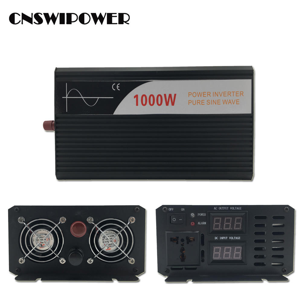 expert lenze inverter 1000W pure sine power inverter