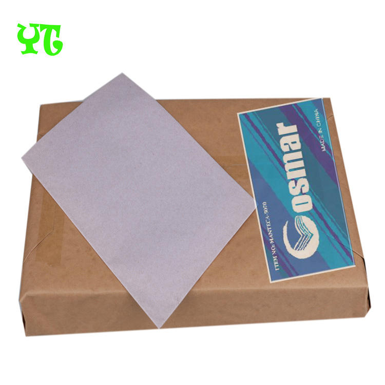 High Quality Wholesale Custom Cheap aa grey paper price a4 sized sheet Best with