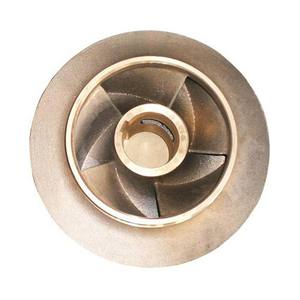 Automatic China CNC milling machine casting bronze impelle