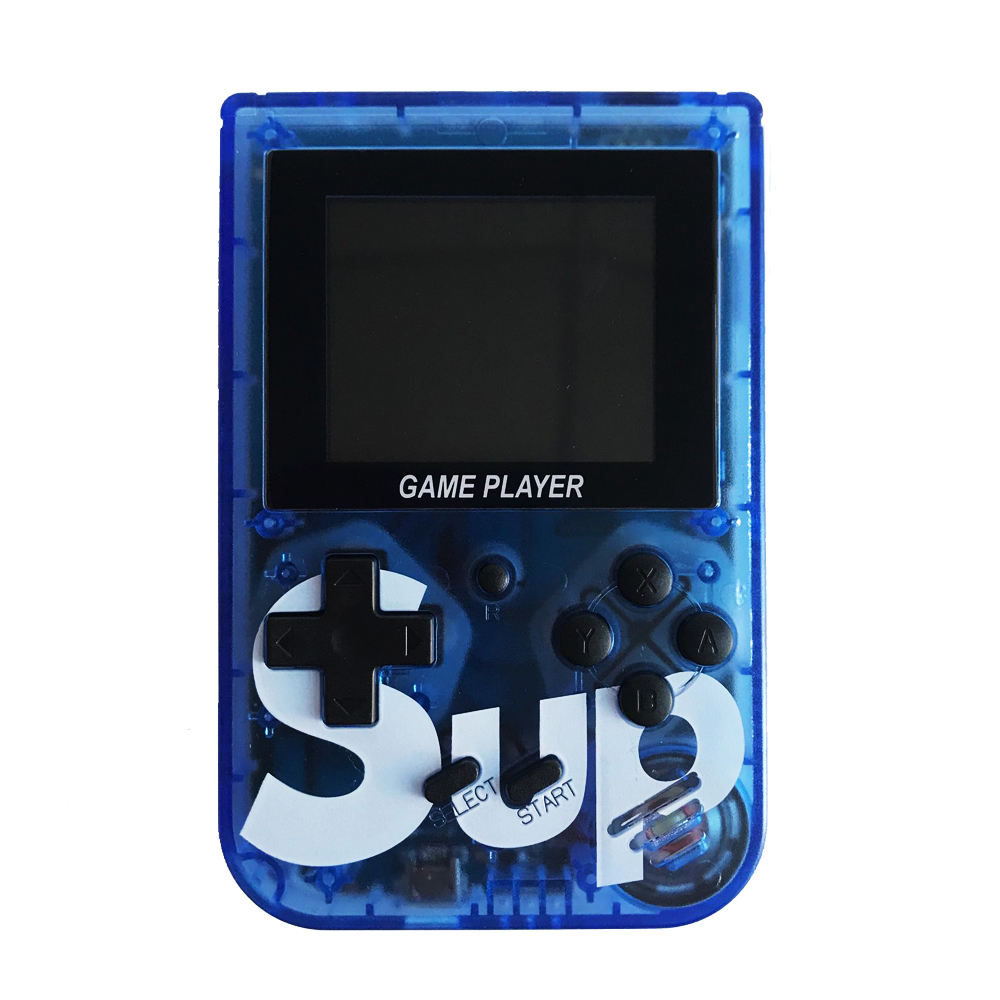 Mini game handheld video game console retro sup game box 240 in 1with 2.4'' screen