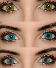 Realkoko Natural Looking Price Colored Magic Eye Beautiful Contact Lenses Color Wholesale  Color Contact Lens