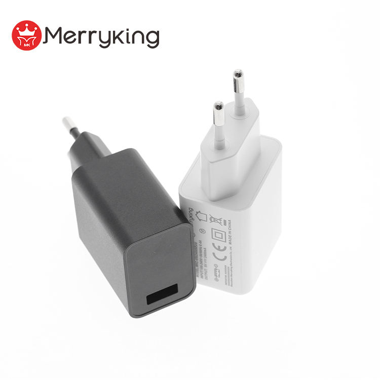 OEM Logo AC 220 V untuk 5V DC Power Adapter 2A 2.1A 2.5A 3A USB Charger Single dual Port CE, GS