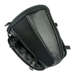 Motorcycle Tail Bag Riding Tribe Seat Bag Waterproof PU Leather Luggage Tool Storage Bag